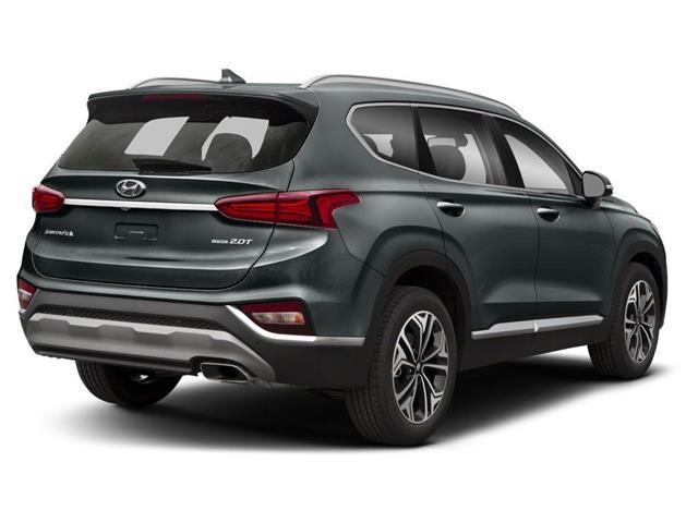 2019 Hyundai Santa Fe Luxury (Stk: 121871) in Whitby - Image 3 of 9