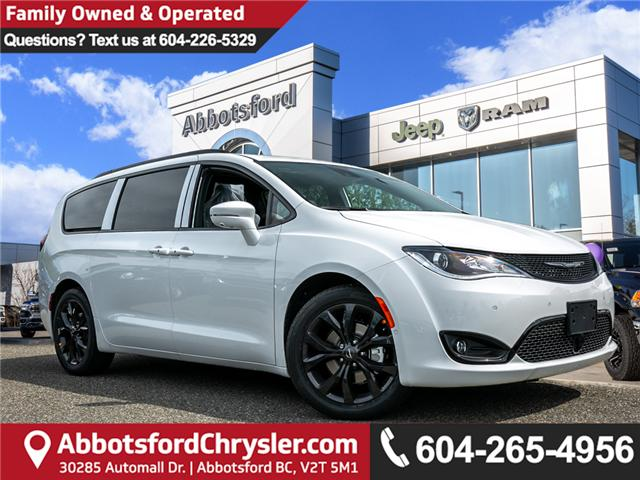 2019 Chrysler Pacifica Limited (Stk: K698416) in Abbotsford - Image 1 of 25