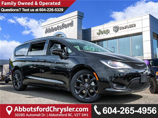 2019 Chrysler Pacifica Limited (Stk: K698417) in Abbotsford - Image 1 of 25