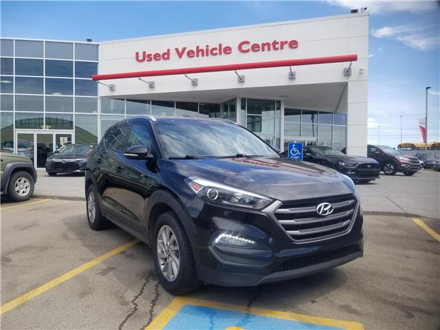 2016 Hyundai Tucson Premium (Stk: U194066A) in Calgary - Image 1 of 27