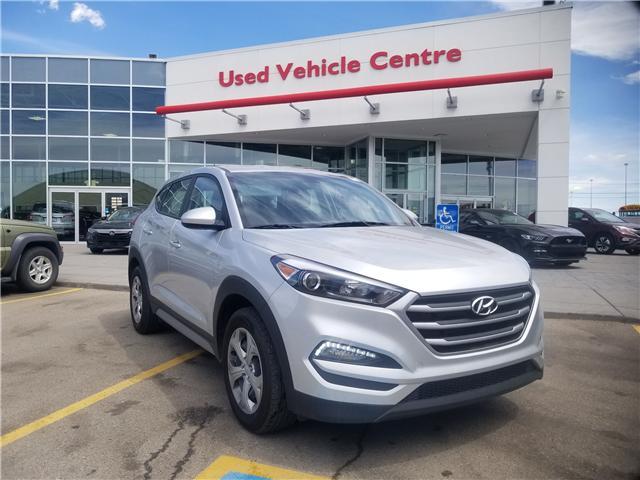 2018 Hyundai Tucson  (Stk: U194039) in Calgary - Image 1 of 25