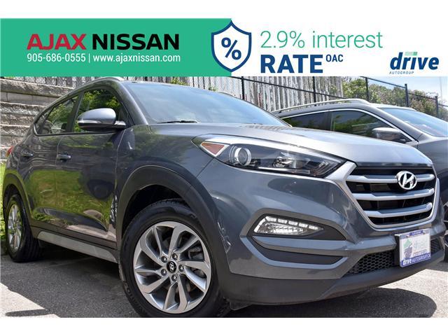 2018 Hyundai Tucson SE 2.0L (Stk: P4175R) in Ajax - Image 1 of 24