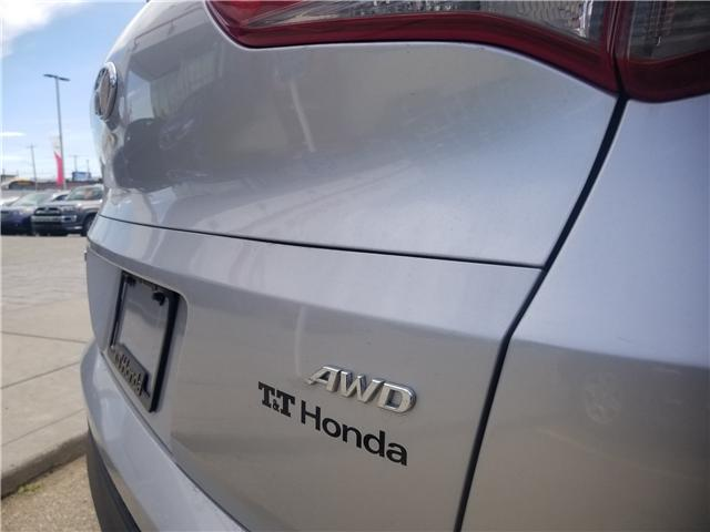 2018 Hyundai Tucson  (Stk: U194039) in Calgary - Image 22 of 25