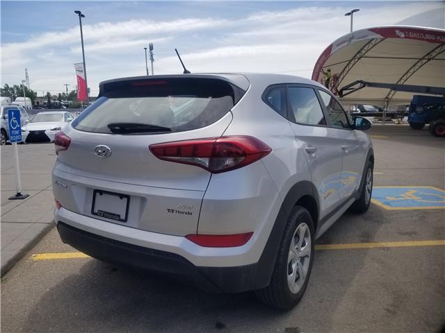 2018 Hyundai Tucson  (Stk: U194039) in Calgary - Image 3 of 25