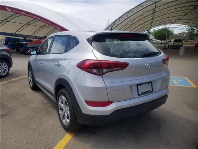 2018 Hyundai Tucson  (Stk: U194039) in Calgary - Image 4 of 25