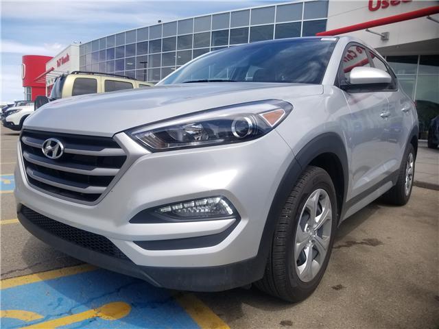 2018 Hyundai Tucson  (Stk: U194039) in Calgary - Image 24 of 25