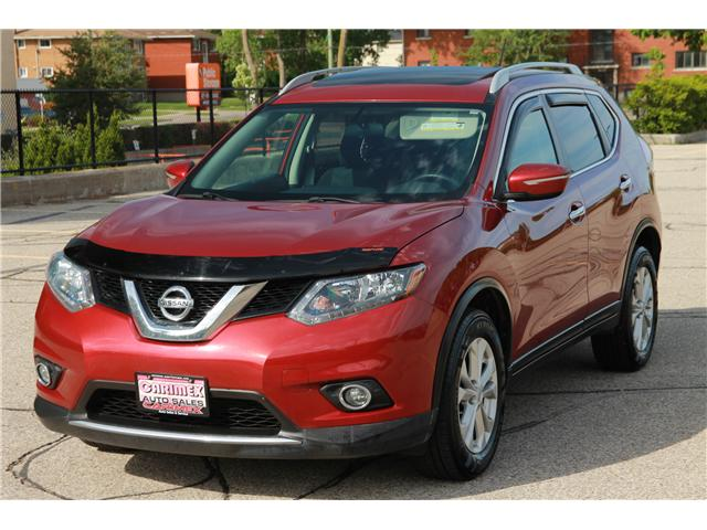 2014 Nissan Rogue SV (Stk: 1811551) in Waterloo - Image 1 of 27