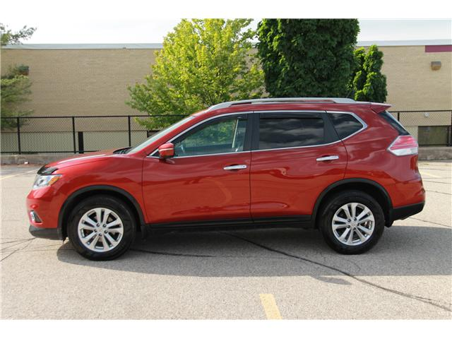 2014 Nissan Rogue SV (Stk: 1811551) in Waterloo - Image 2 of 27