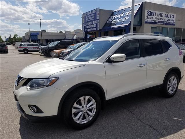2014 Nissan Rogue SV (Stk: ) in Concord - Image 1 of 23