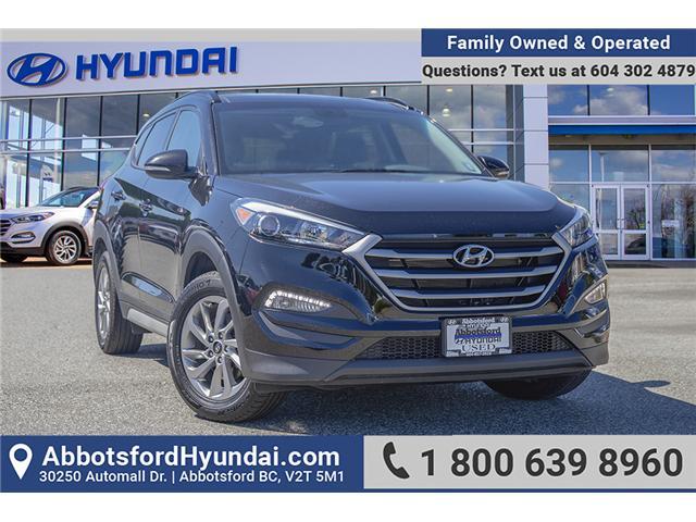 2018 Hyundai Tucson SE 2.0L (Stk: AH8838) in Abbotsford - Image 1 of 28