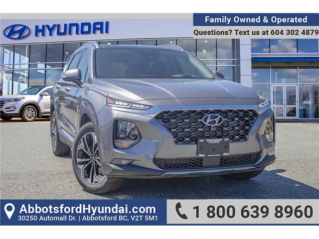 2019 Hyundai Santa Fe Ultimate 2.0 (Stk: KF112310) in Abbotsford - Image 1 of 28