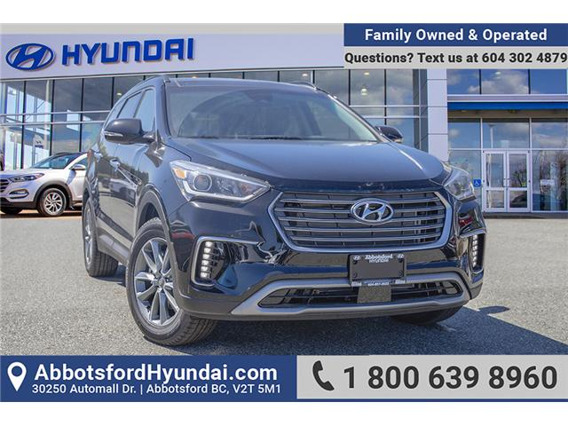 2019 Hyundai Santa Fe XL Luxury (Stk: KF308717) in Abbotsford - Image 1 of 27