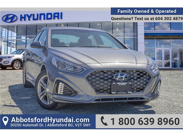 2019 Hyundai Sonata ESSENTIAL (Stk: KS786071) in Abbotsford - Image 1 of 25