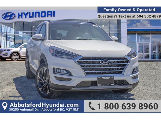 2019 Hyundai Tucson Ultimate (Stk: KT024709) in Abbotsford - Image 1 of 29