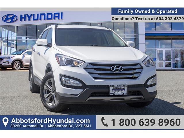 2016 Hyundai Santa Fe Sport 2.4 Premium (Stk: KT968490A) in Abbotsford - Image 1 of 26