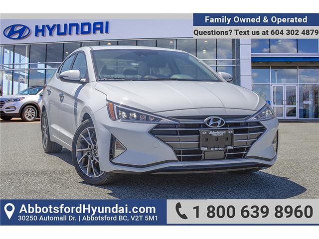 2020 Hyundai Elantra Ultimate (Stk: LE916916) in Abbotsford - Image 1 of 29
