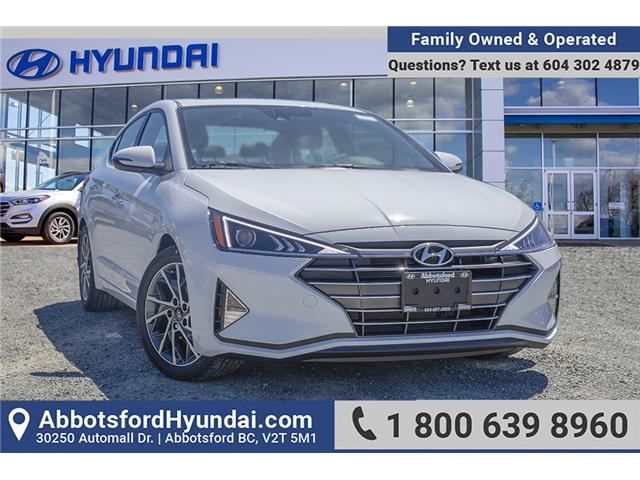 2020 Hyundai Elantra Luxury (Stk: LE917153) in Abbotsford - Image 1 of 28