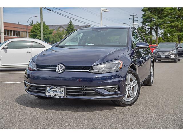 2018 Volkswagen Golf 1.8 TSI Comfortline (Stk: JG270825) in Vancouver - Image 3 of 27