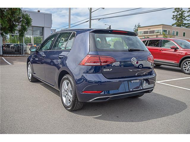 2018 Volkswagen Golf 1.8 TSI Comfortline (Stk: JG270825) in Vancouver - Image 5 of 27