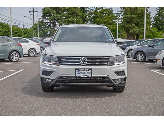 2018 Volkswagen Tiguan Trendline (Stk: JT071808) in Vancouver - Image 2 of 27