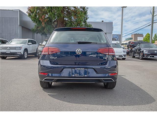 2018 Volkswagen Golf 1.8 TSI Comfortline (Stk: JG270825) in Vancouver - Image 6 of 27