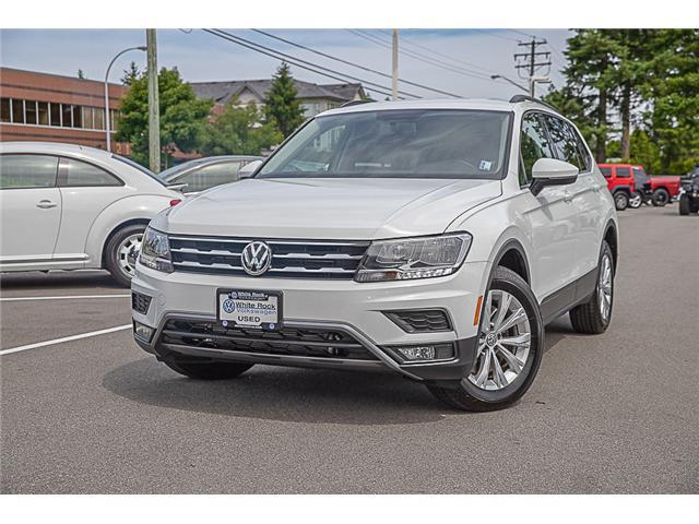 2018 Volkswagen Tiguan Trendline (Stk: JT071808) in Vancouver - Image 3 of 27