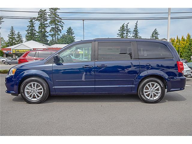 2014 Dodge Grand Caravan SE/SXT (Stk: KA536234A) in Vancouver - Image 4 of 28