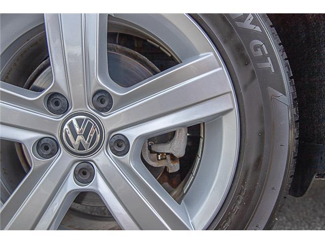 2018 Volkswagen Golf 1.8 TSI Comfortline (Stk: JG270825) in Vancouver - Image 9 of 27