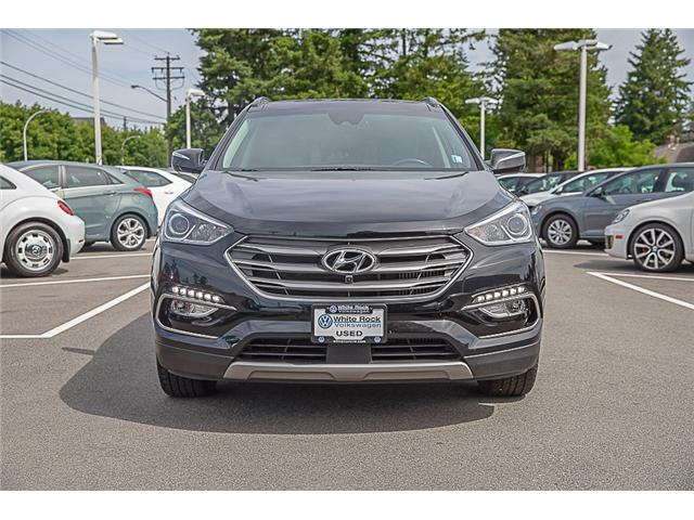 2017 Hyundai Santa Fe Sport 2.0T Ultimate (Stk: VW0885) in Vancouver - Image 2 of 30