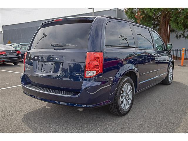 2014 Dodge Grand Caravan SE/SXT (Stk: KA536234A) in Vancouver - Image 7 of 28