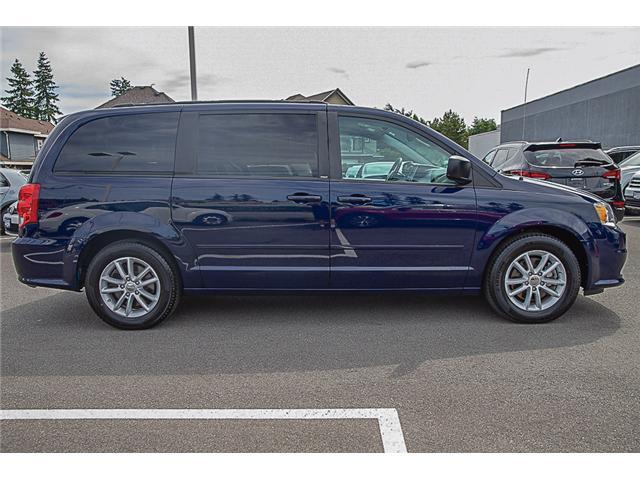 2014 Dodge Grand Caravan SE/SXT (Stk: KA536234A) in Vancouver - Image 8 of 28