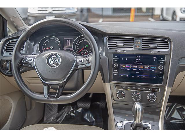 2018 Volkswagen Golf 1.8 TSI Comfortline (Stk: JG270825) in Vancouver - Image 15 of 27