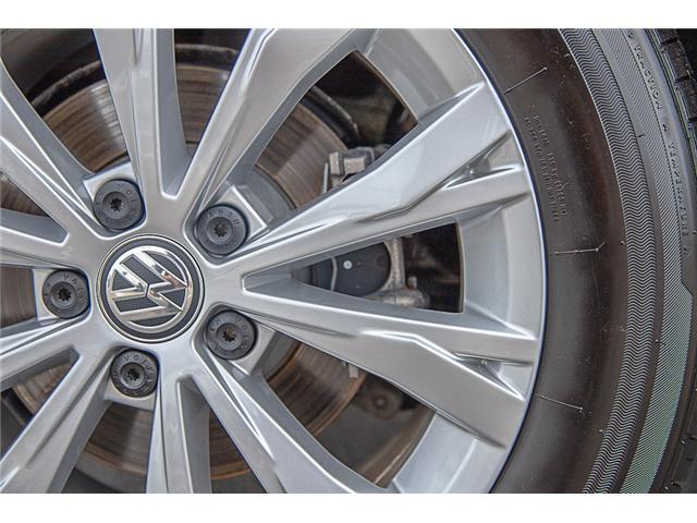 2018 Volkswagen Tiguan Trendline (Stk: JT071808) in Vancouver - Image 9 of 27