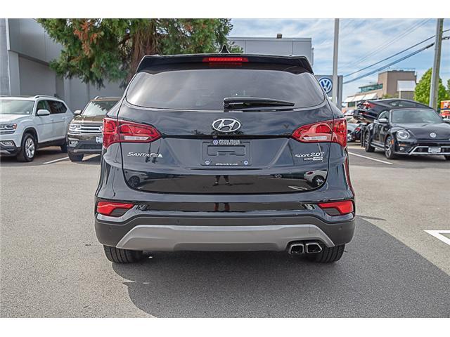 2017 Hyundai Santa Fe Sport 2.0T Ultimate (Stk: VW0885) in Vancouver - Image 6 of 30