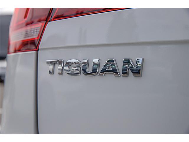 2018 Volkswagen Tiguan Trendline (Stk: JT071808) in Vancouver - Image 10 of 27
