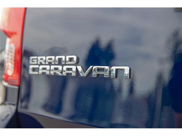 2014 Dodge Grand Caravan SE/SXT (Stk: KA536234A) in Vancouver - Image 10 of 28