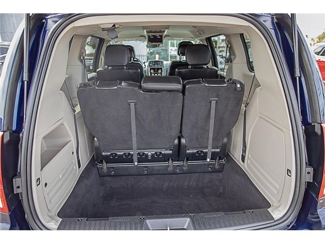 2014 Dodge Grand Caravan SE/SXT (Stk: KA536234A) in Vancouver - Image 11 of 28