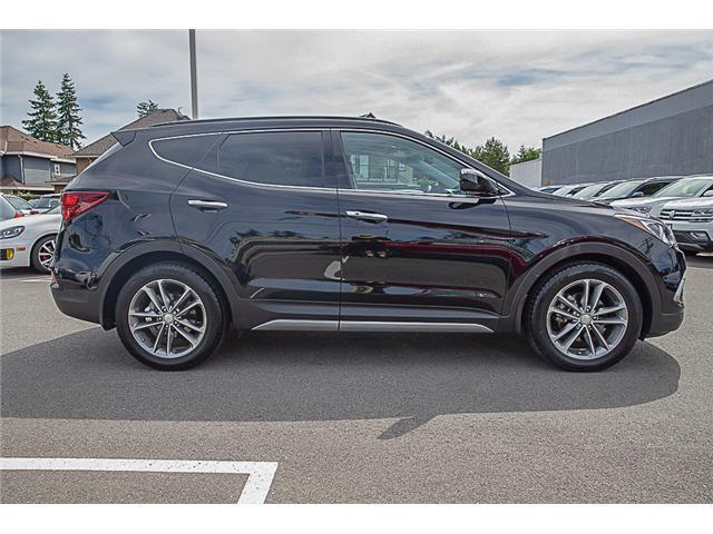 2017 Hyundai Santa Fe Sport 2.0T Ultimate (Stk: VW0885) in Vancouver - Image 8 of 30