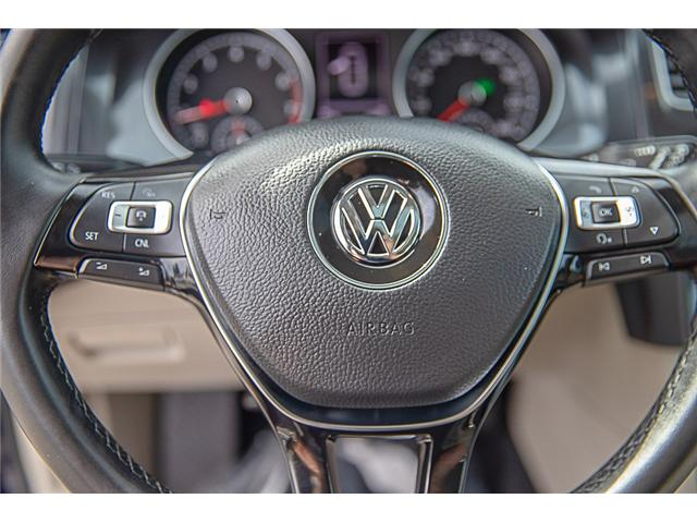 2018 Volkswagen Golf 1.8 TSI Comfortline (Stk: JG270825) in Vancouver - Image 18 of 27