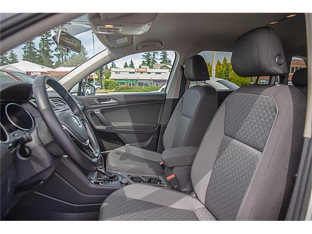 2018 Volkswagen Tiguan Trendline (Stk: JT071808) in Vancouver - Image 12 of 27