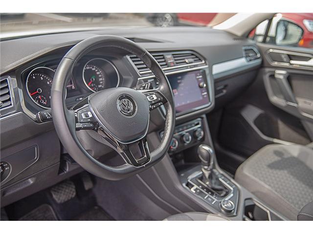 2018 Volkswagen Tiguan Trendline (Stk: JT071808) in Vancouver - Image 13 of 27