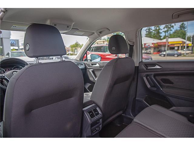2018 Volkswagen Tiguan Trendline (Stk: JT071808) in Vancouver - Image 14 of 27