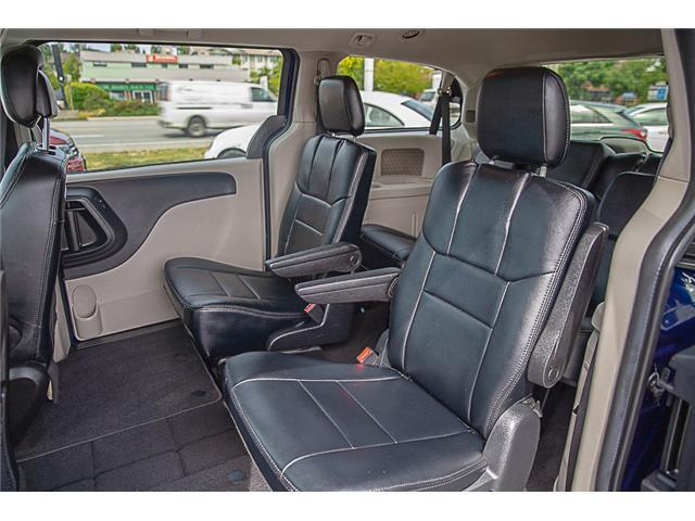 2014 Dodge Grand Caravan SE/SXT (Stk: KA536234A) in Vancouver - Image 14 of 28