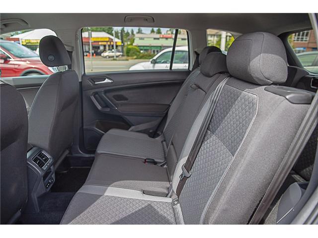 2018 Volkswagen Tiguan Trendline (Stk: JT071808) in Vancouver - Image 15 of 27