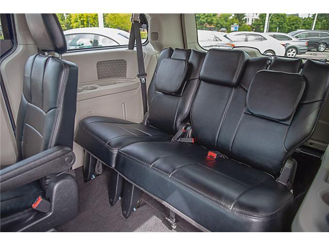 2014 Dodge Grand Caravan SE/SXT (Stk: KA536234A) in Vancouver - Image 15 of 28