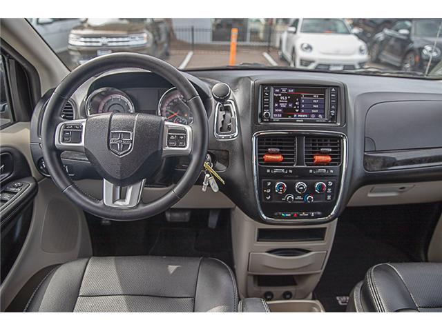 2014 Dodge Grand Caravan SE/SXT (Stk: KA536234A) in Vancouver - Image 17 of 28