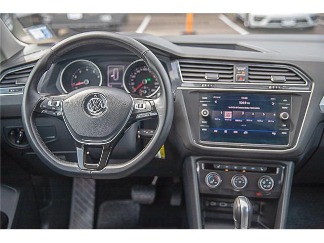 2018 Volkswagen Tiguan Trendline (Stk: JT071808) in Vancouver - Image 17 of 27