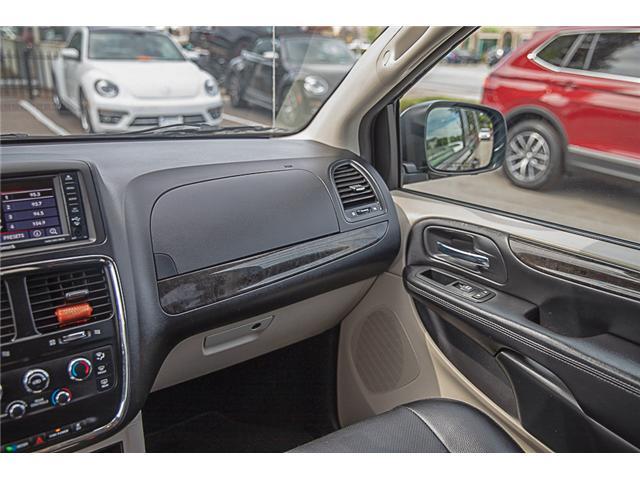 2014 Dodge Grand Caravan SE/SXT (Stk: KA536234A) in Vancouver - Image 18 of 28