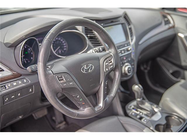 2017 Hyundai Santa Fe Sport 2.0T Ultimate (Stk: VW0885) in Vancouver - Image 13 of 30