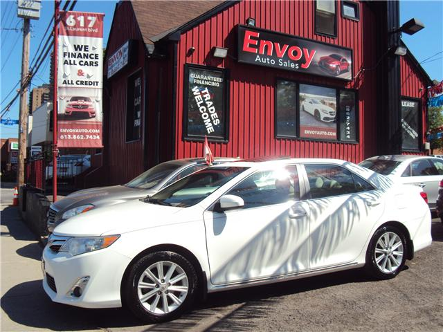 2012 Toyota Camry XLE (Stk: ) in Ottawa - Image 1 of 30